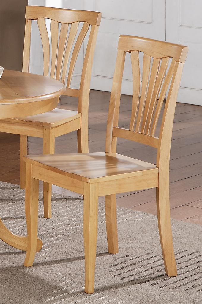 kitchen chairs wooden photo - 2