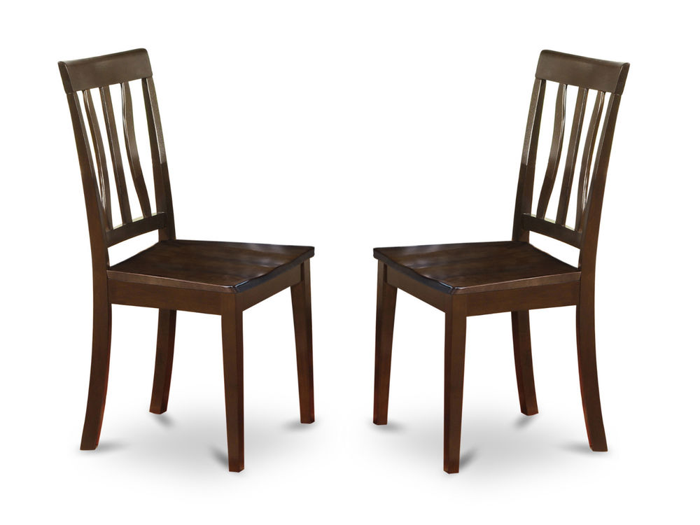 kitchen chairs wooden photo - 7