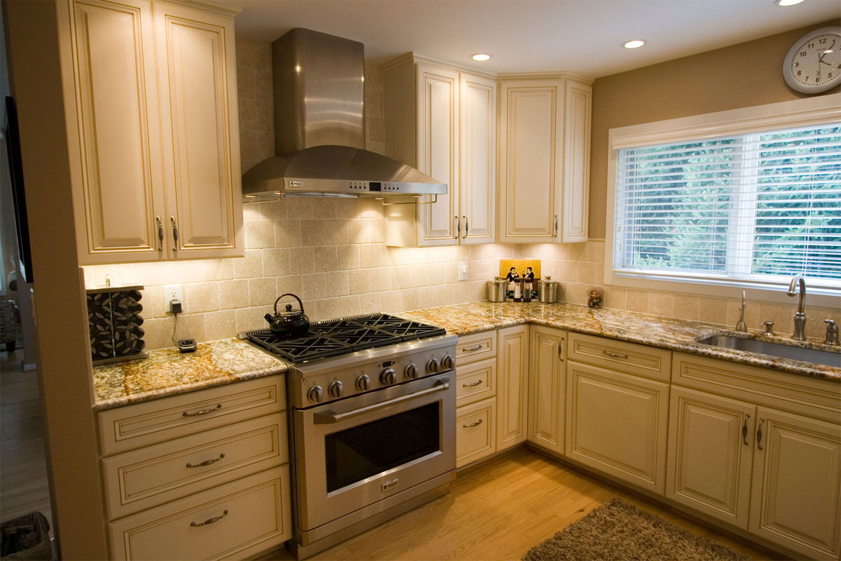 kitchen design ideas for medium kitchens photo - 7