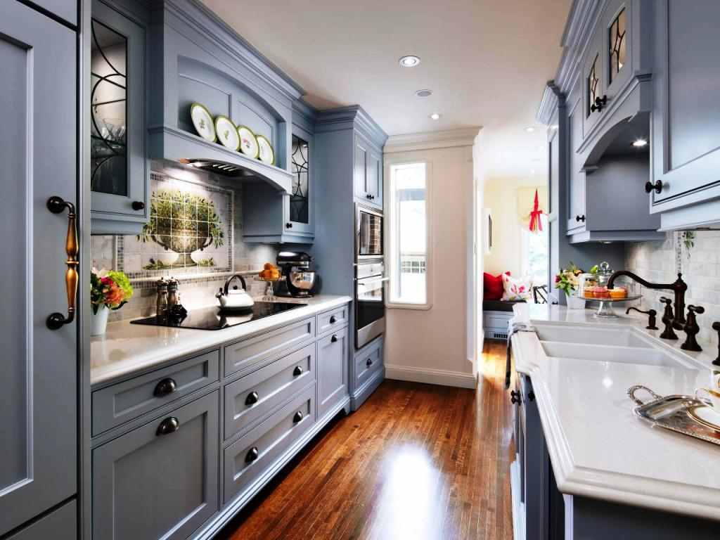 kitchen design ideas galley photo - 4