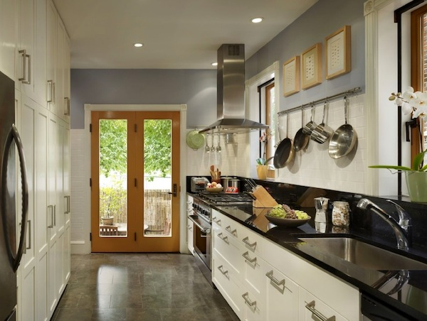 kitchen design ideas galley photo - 5