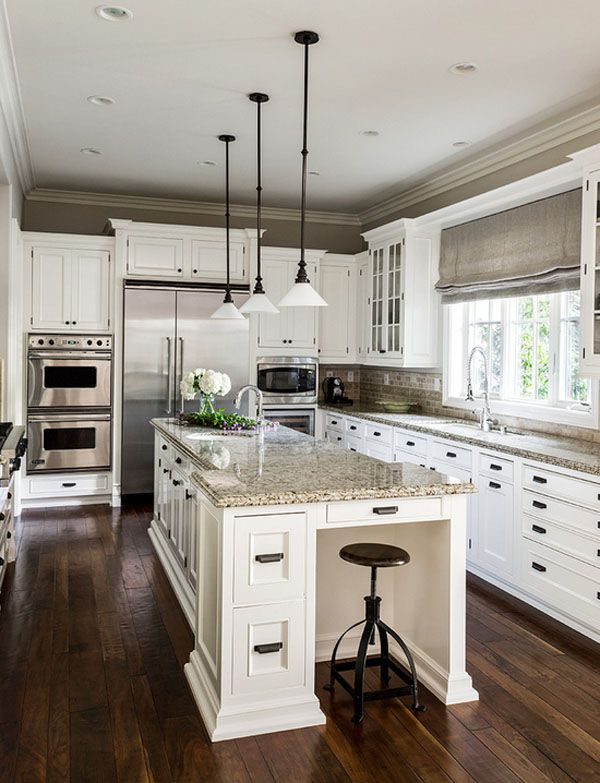 kitchen design ideas pinterest photo - 3