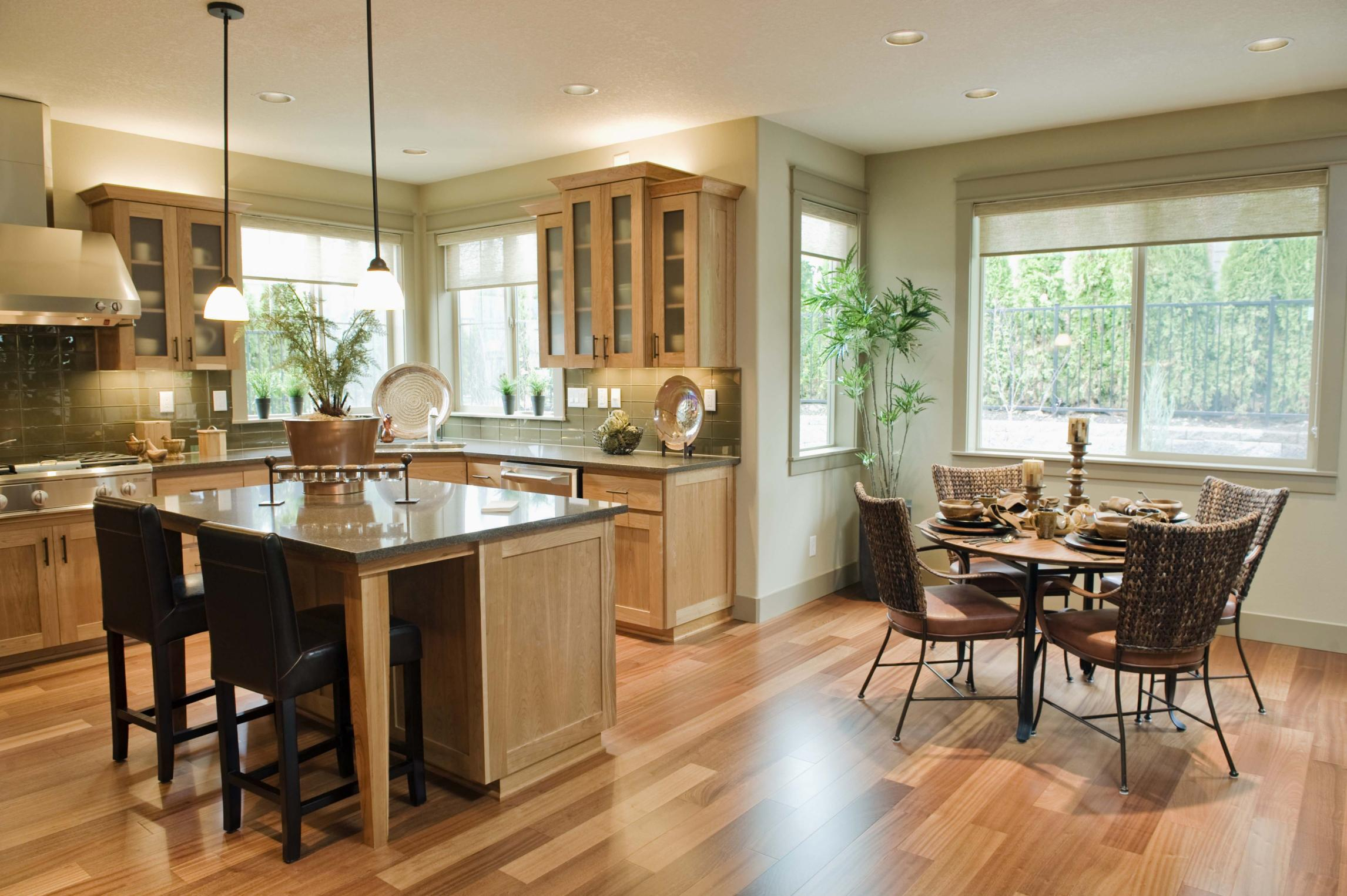 kitchen dining room design ideas photo - 10