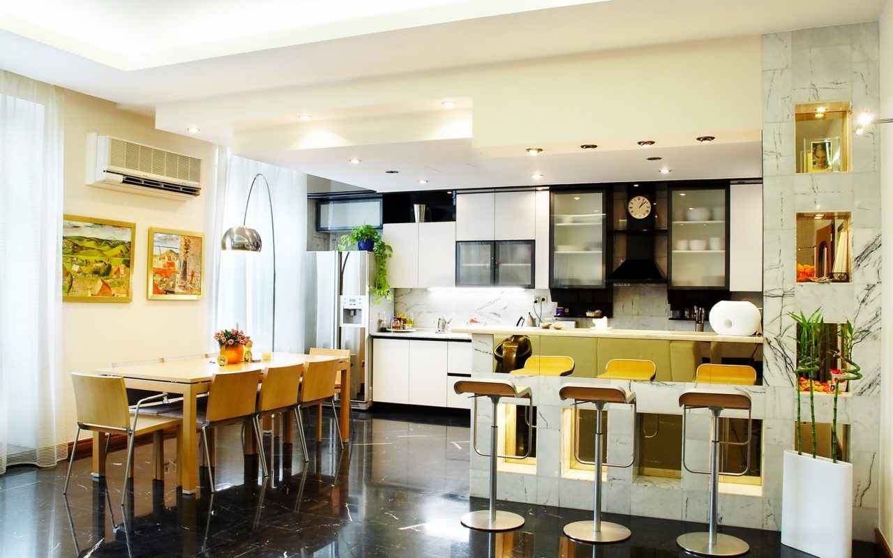 kitchen dining room design ideas photo - 2