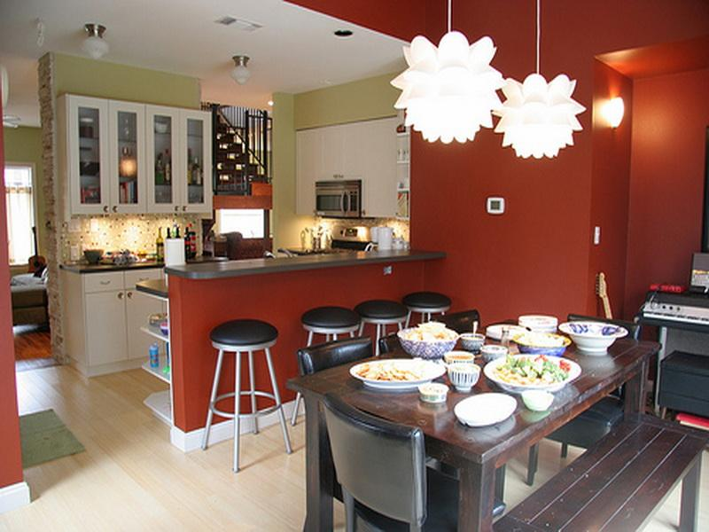 kitchen dining room design ideas photo - 6