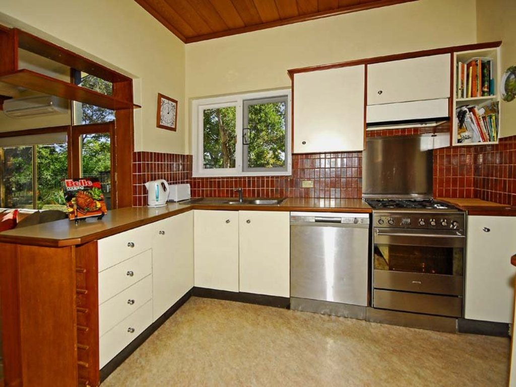 l shaped kitchen remodel photo - 4
