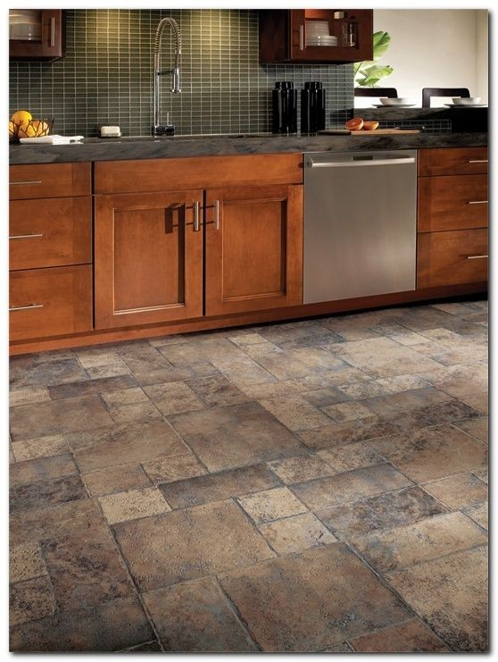 laminate wood flooring for kitchen photo - 6