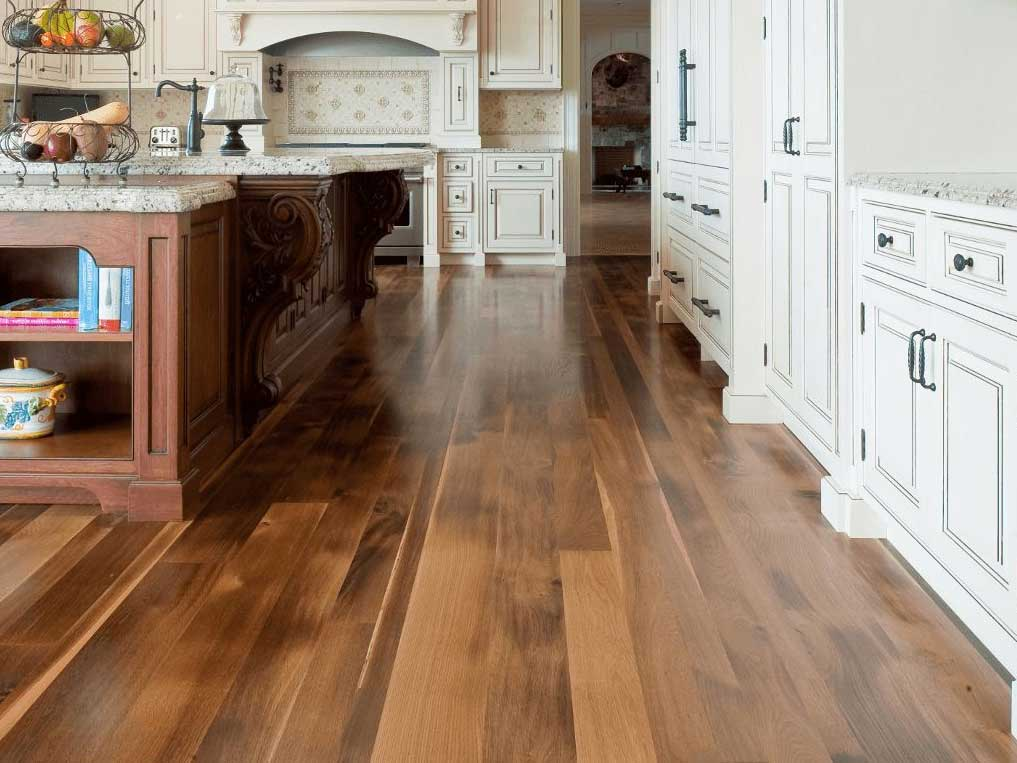 laminate wood flooring for kitchen photo - 7