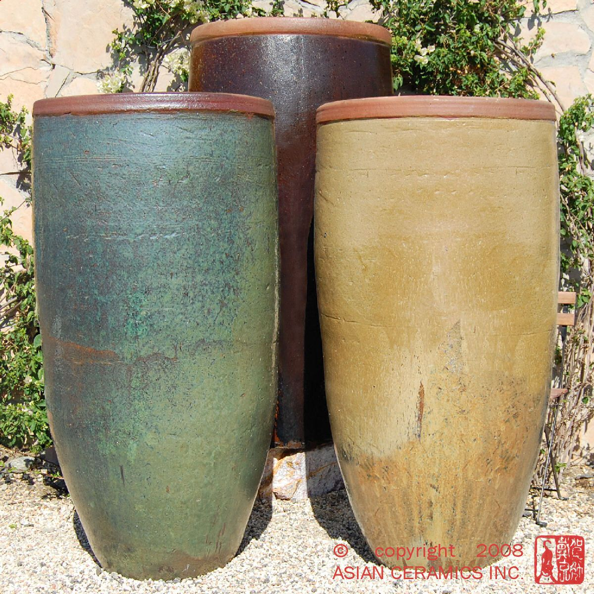 large designer garden pots photo - 4