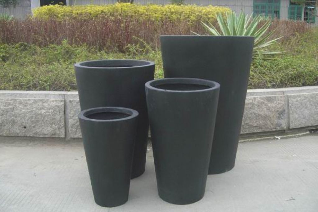 large designer garden pots photo - 6