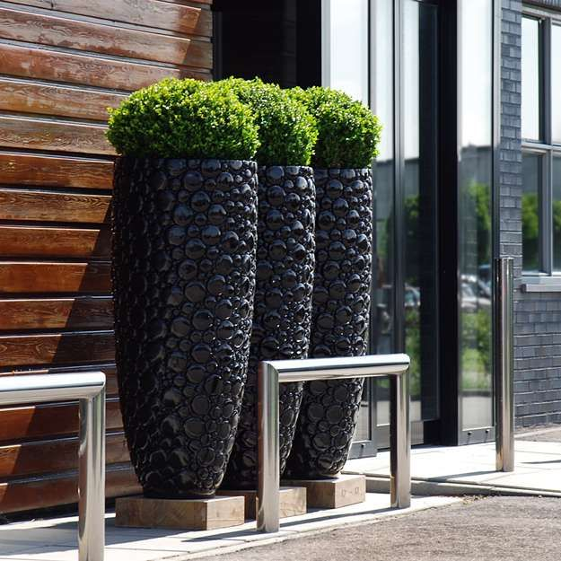 large designer garden pots photo - 8