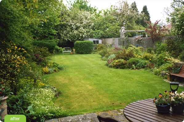 large garden design pictures photo - 3