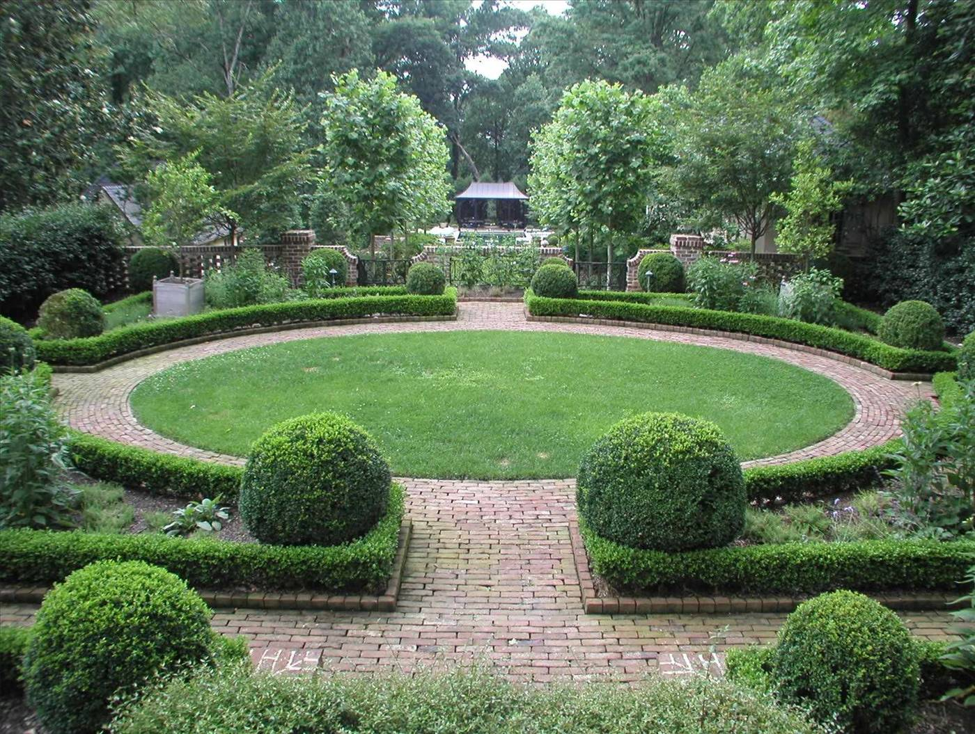 large garden design pictures photo - 4