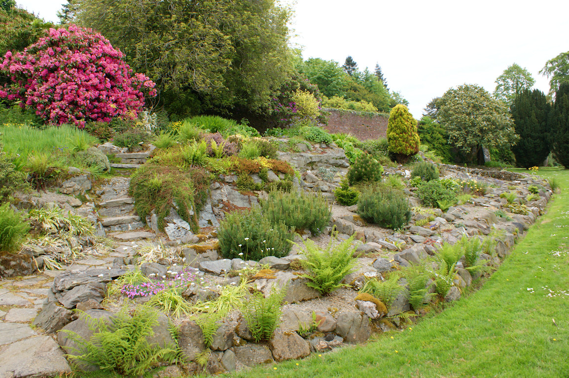 large garden design pictures photo - 6