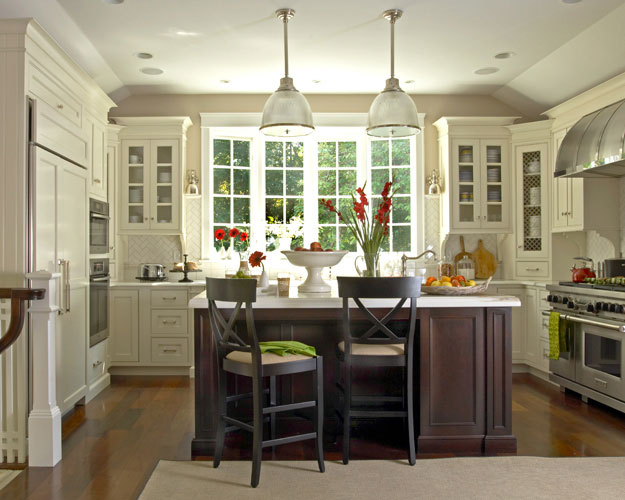 latest country kitchen designs photo - 10