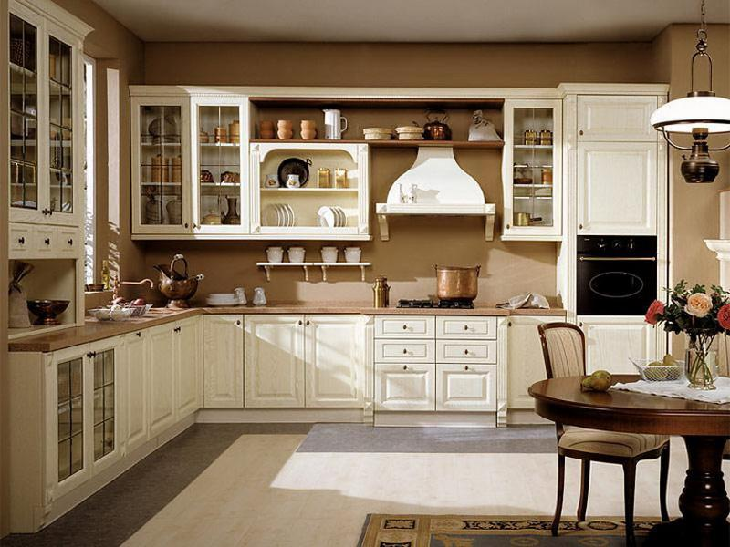latest country kitchen designs photo - 9