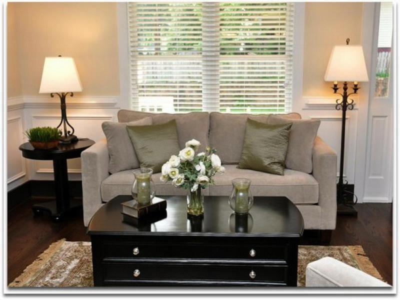 living room designs for small rooms photo - 1