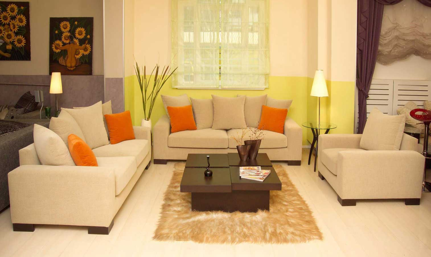 living room designs for small rooms photo - 2