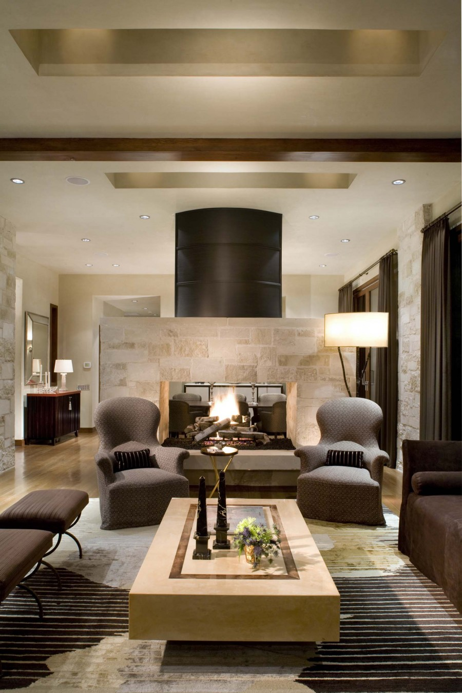 living room designs modern photo - 10