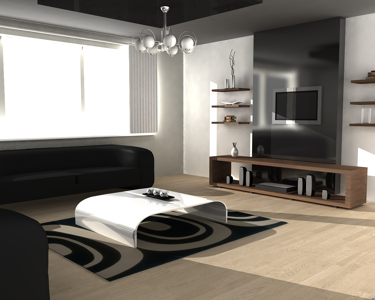 living room designs modern photo - 4
