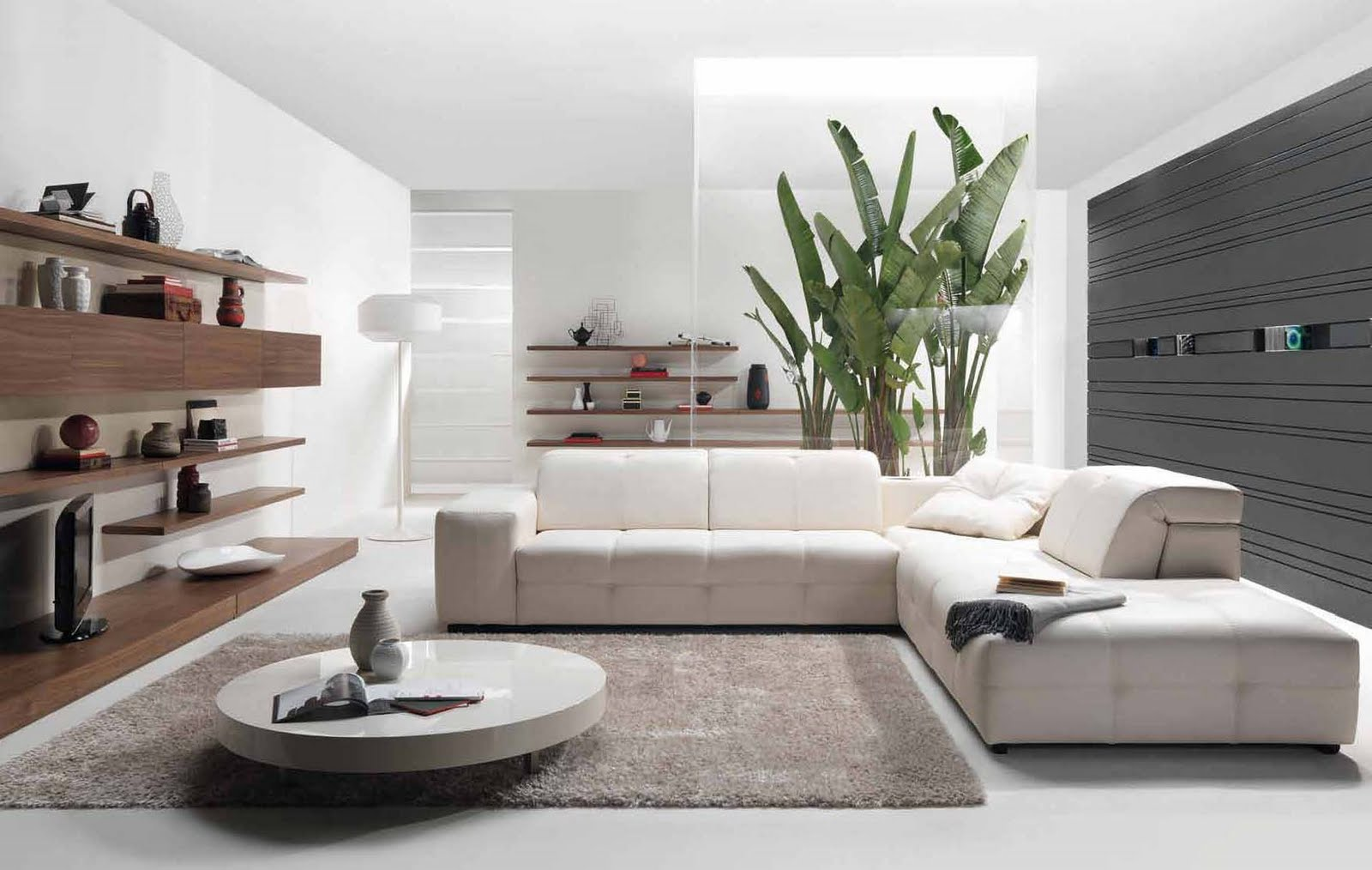 living room designs modern photo - 5