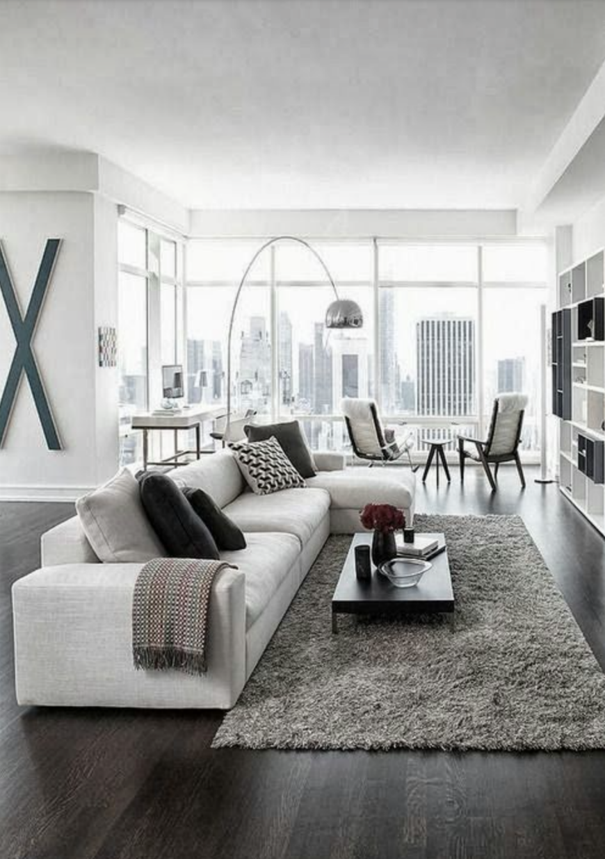 living room designs modern photo - 8