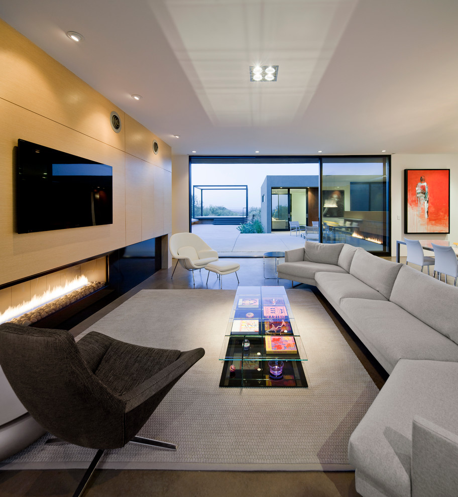 living room designs modern photo - 9