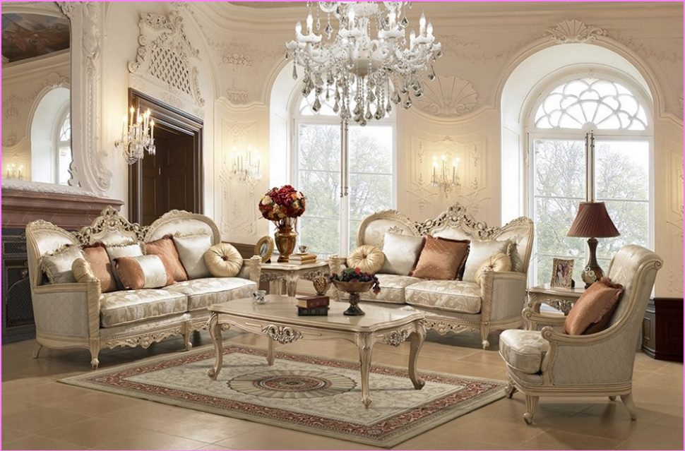 living room furniture ideas traditional photo - 2