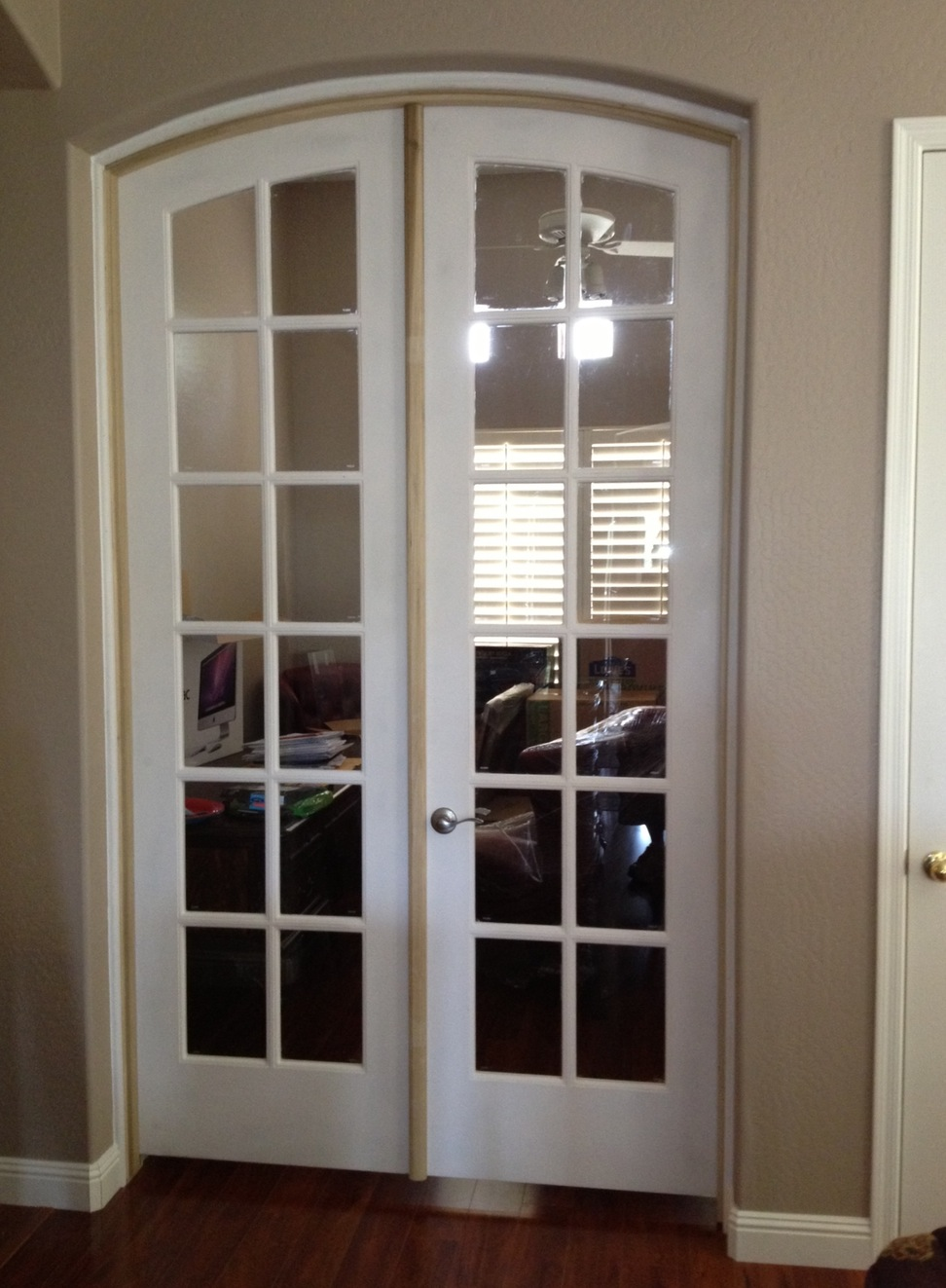 lowes double french doors exterior photo - 7