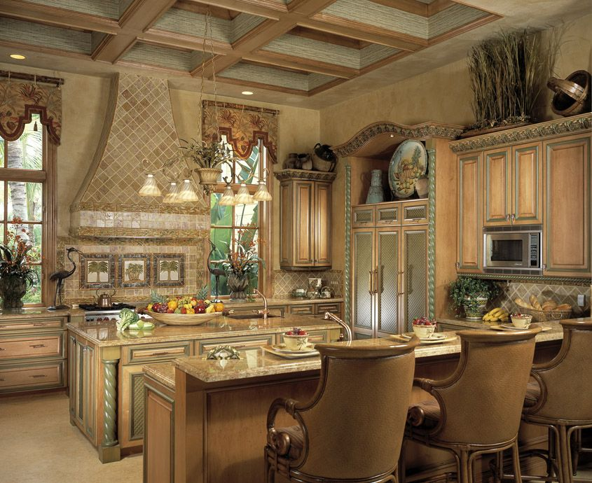 luxury country kitchen designs photo - 10