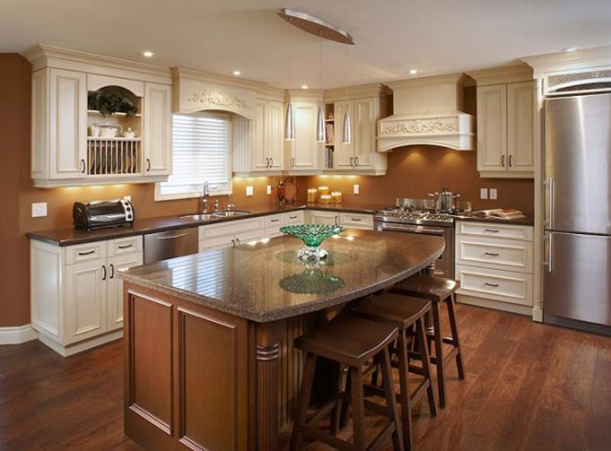luxury country kitchen designs photo - 7