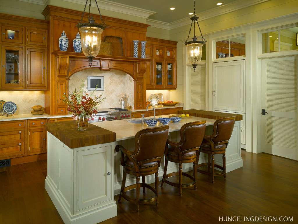 luxury country kitchen designs photo - 9