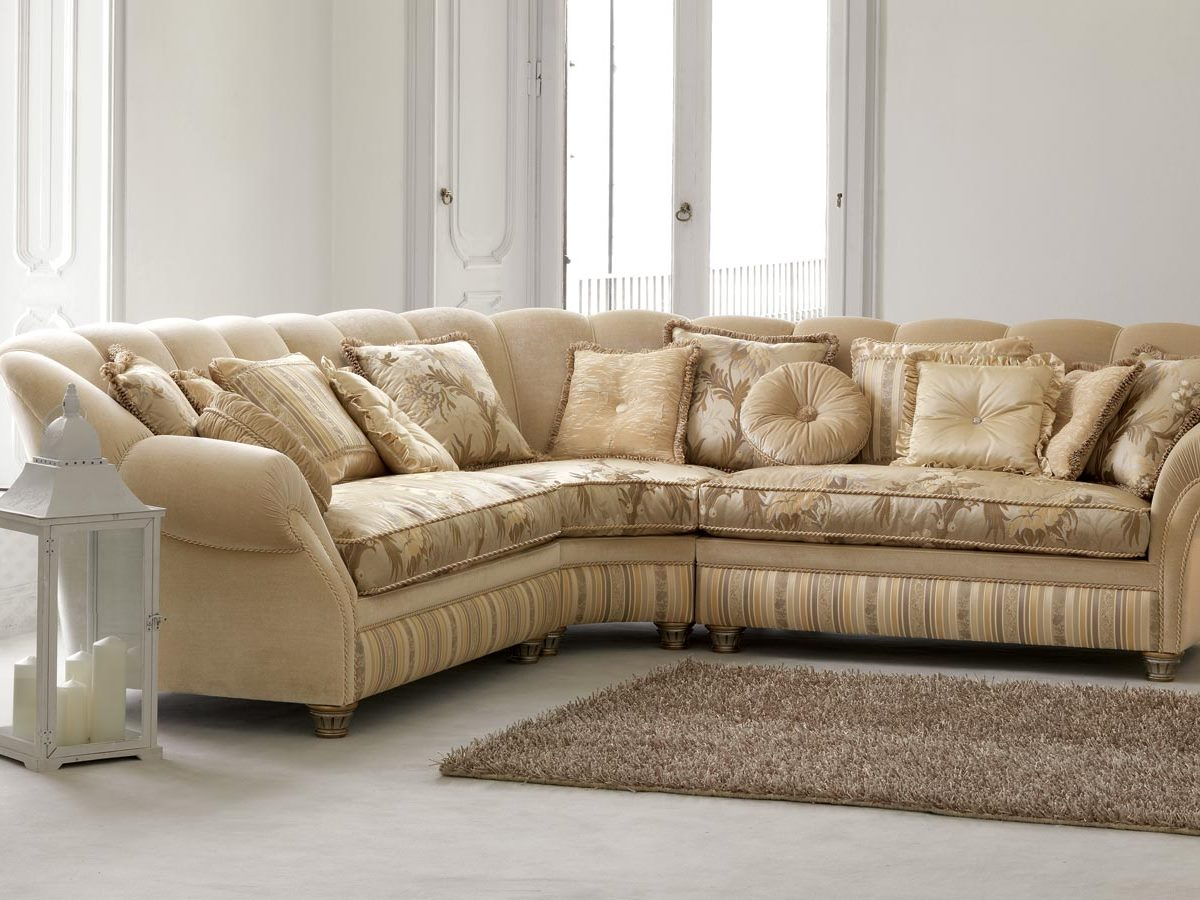 luxury modern sectional sofas photo - 7