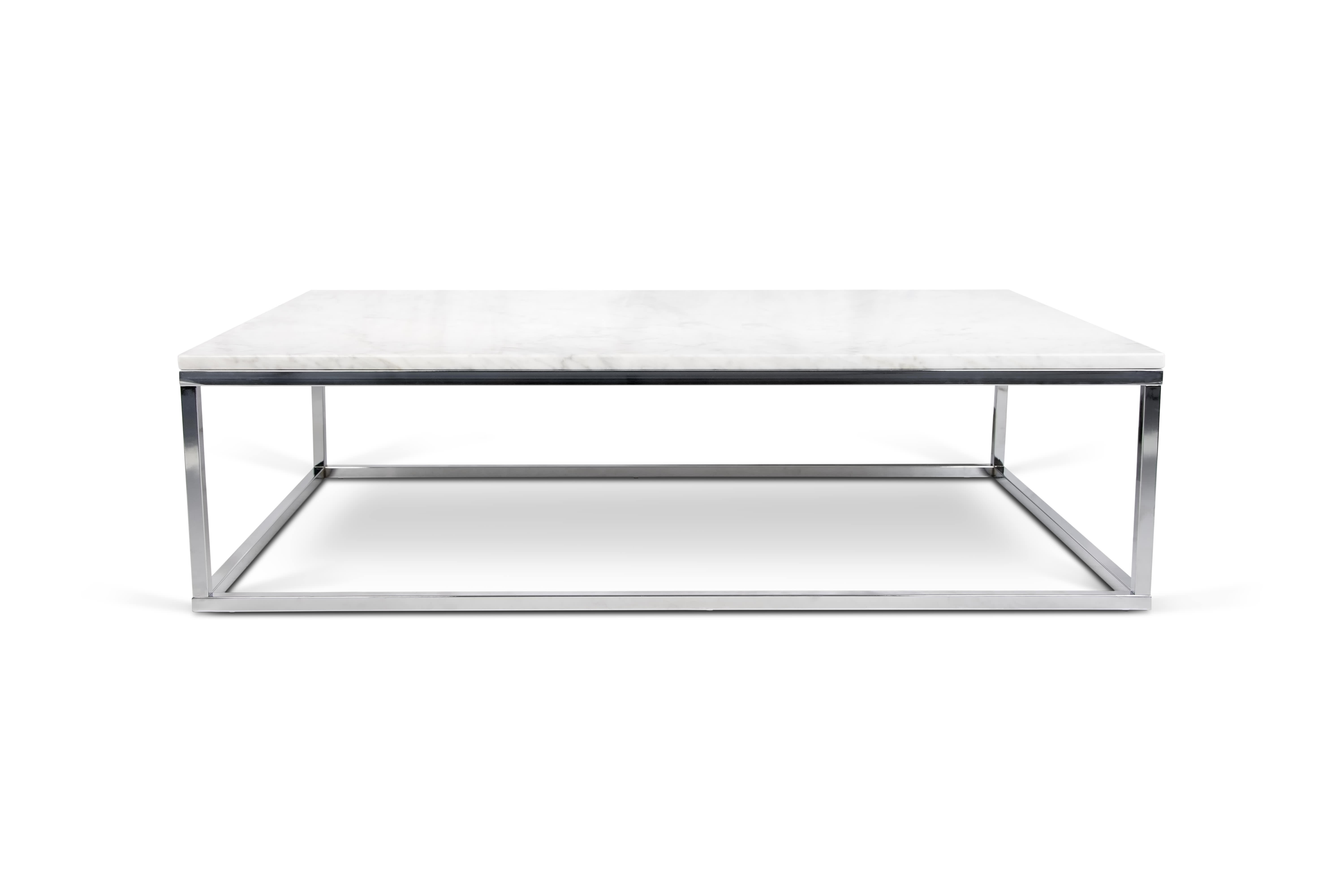 marble coffee table design photo - 5