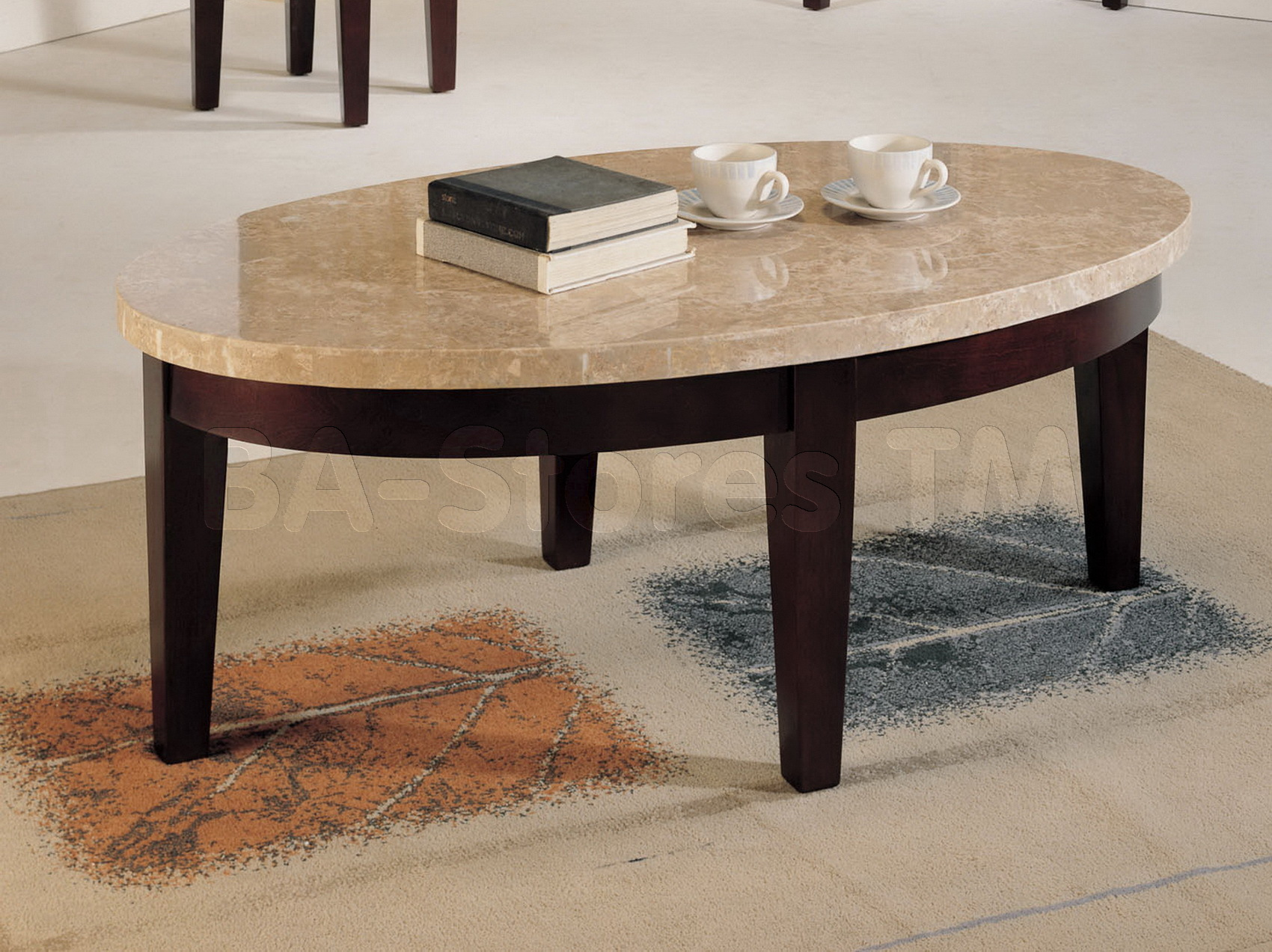 marble coffee table design photo - 8