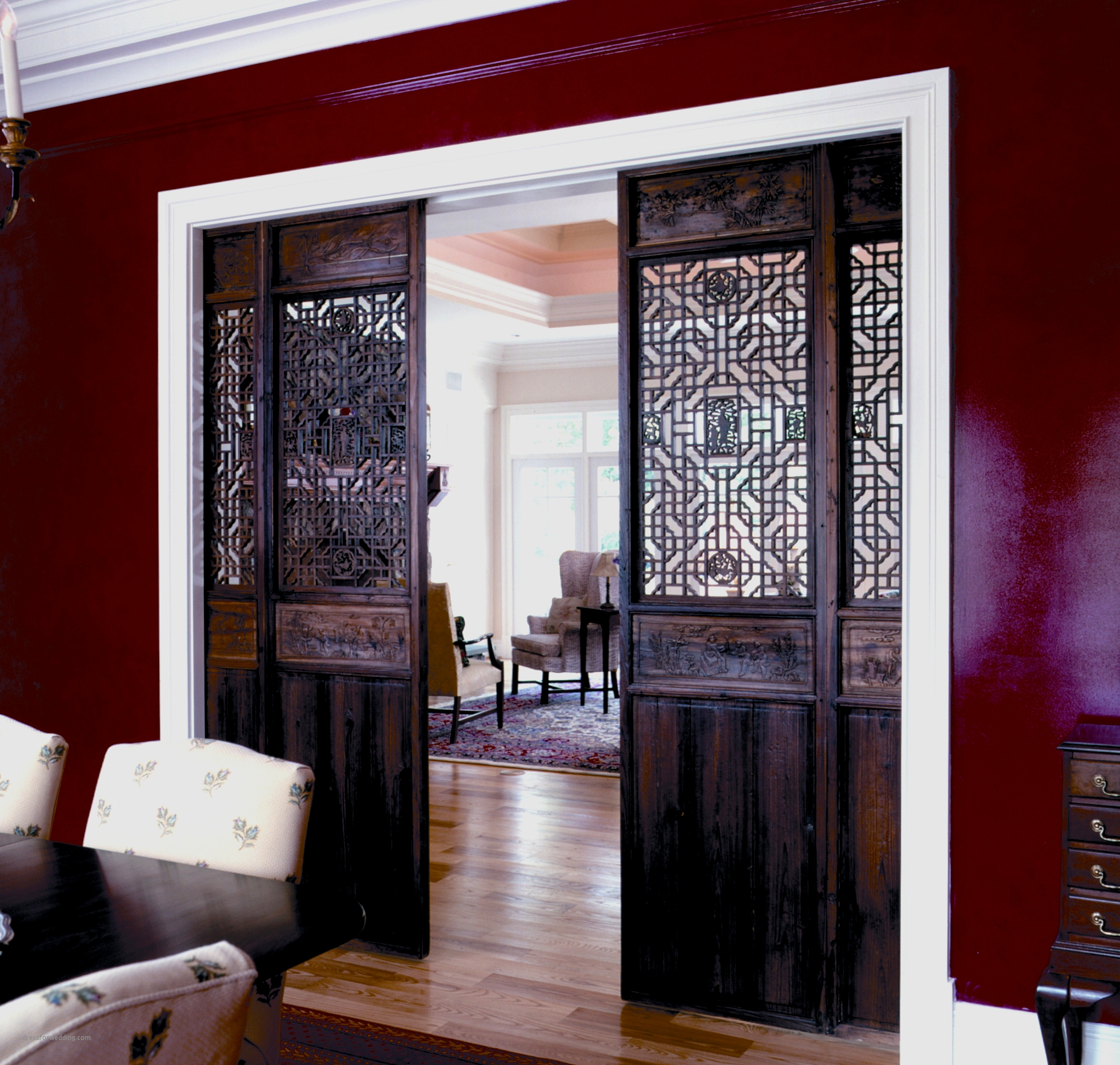mirrored glass closet doors photo - 5