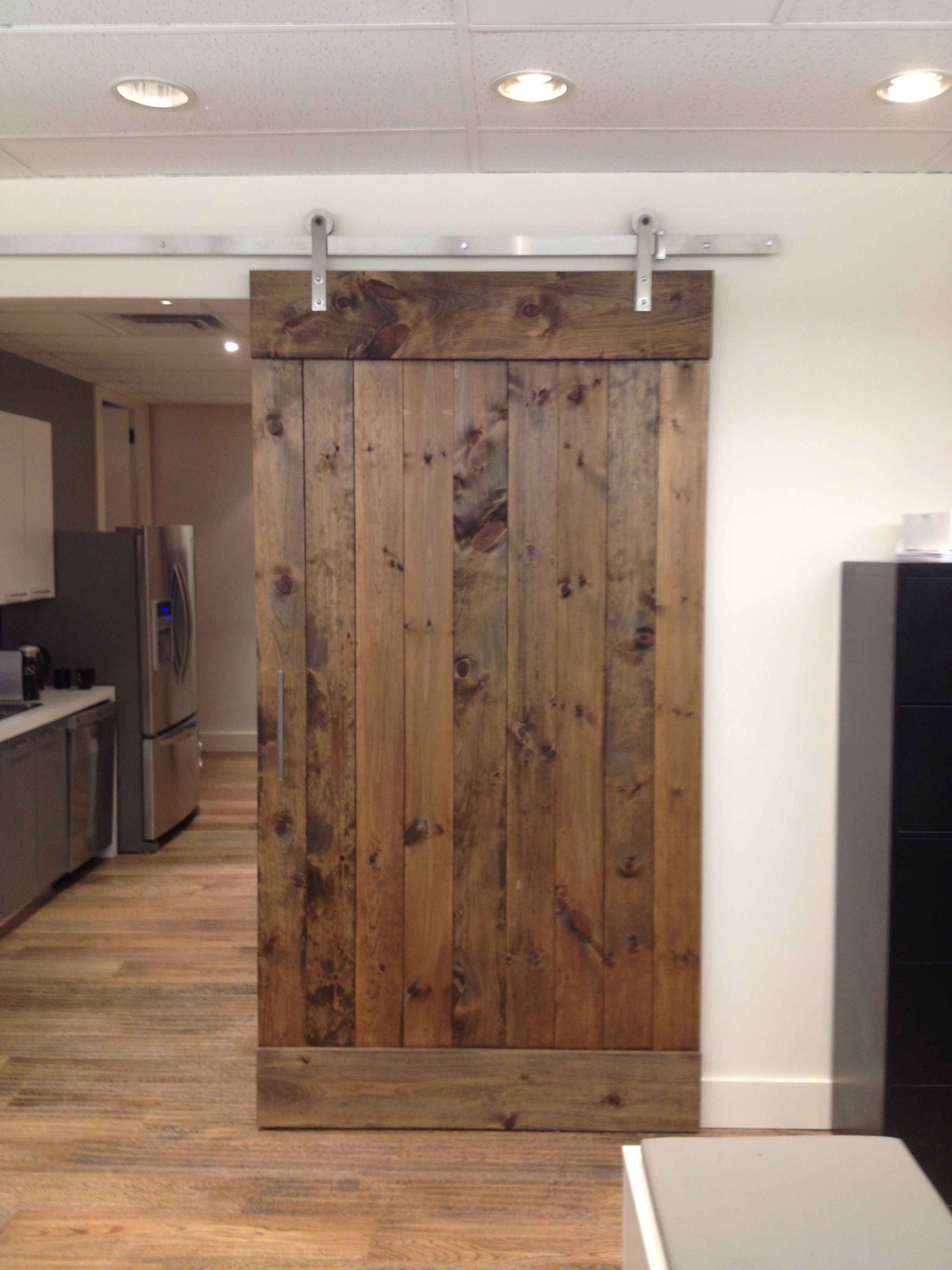 modern barn door designs photo - 7