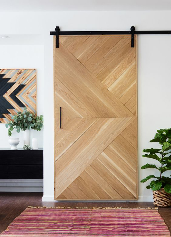 modern barn door designs photo - 9