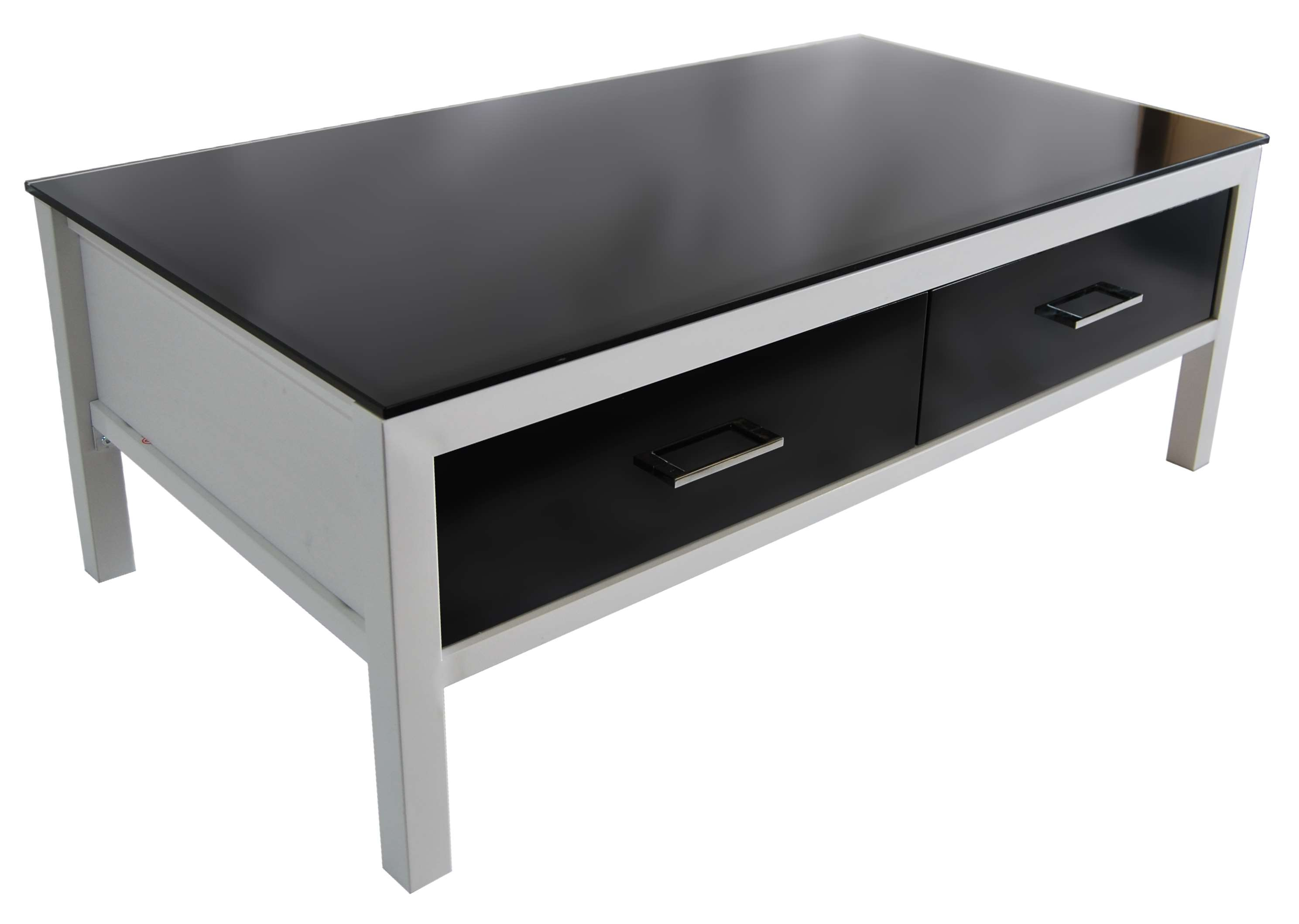 modern coffee table drawers photo - 2