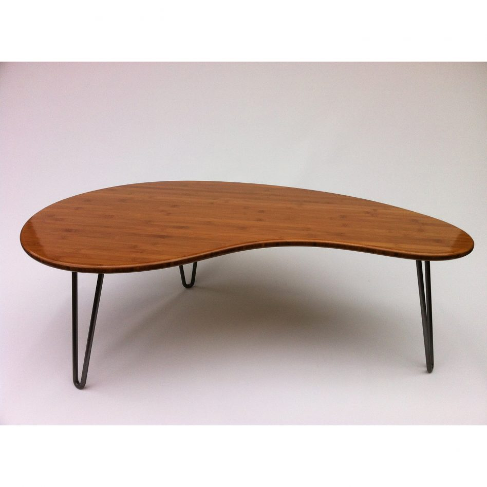 modern coffee table mid century photo - 3
