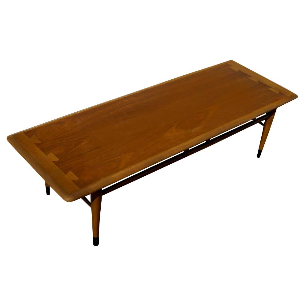 modern coffee table mid century photo - 7