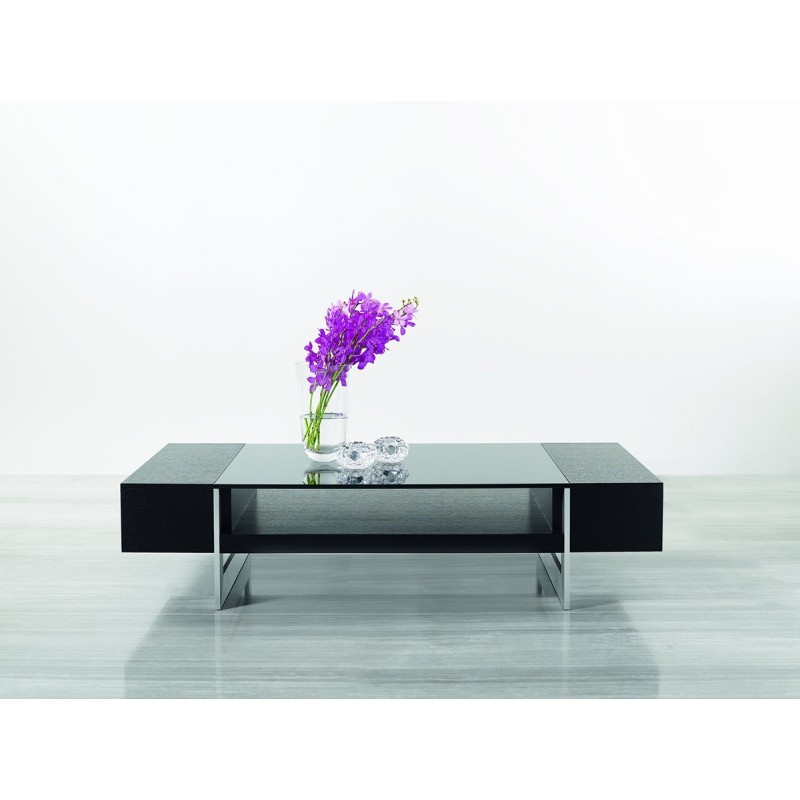 modern coffee tables glass top photo - 10