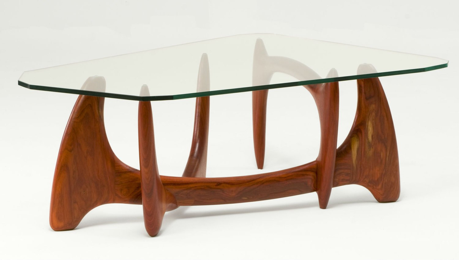 modern coffee tables glass top photo - 9