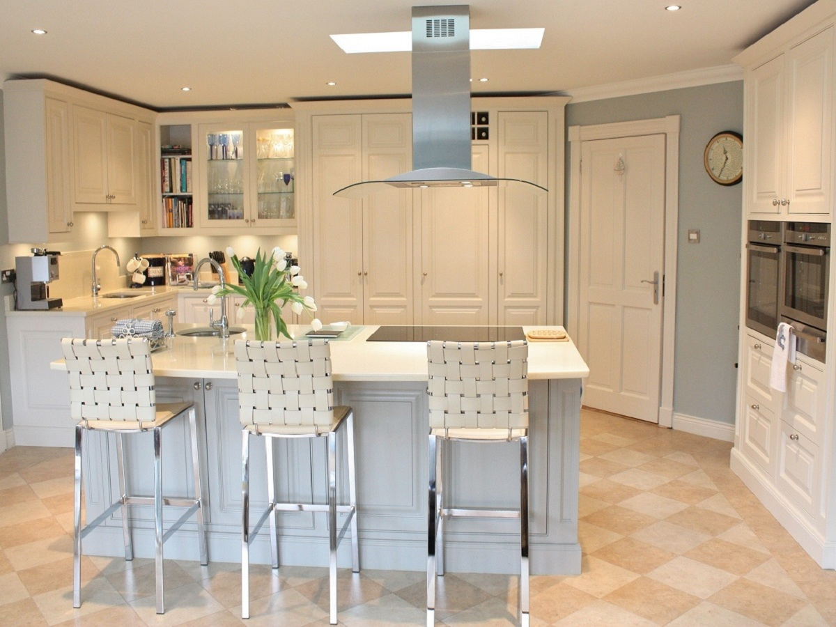 modern country kitchens images photo - 3