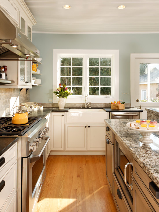 modern country kitchens images photo - 7