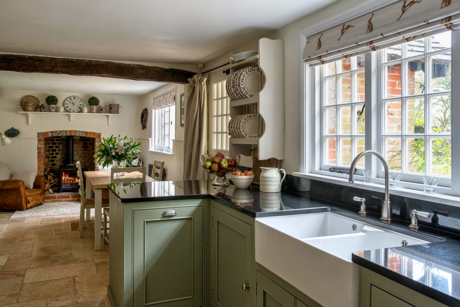 modern country kitchens images photo - 8