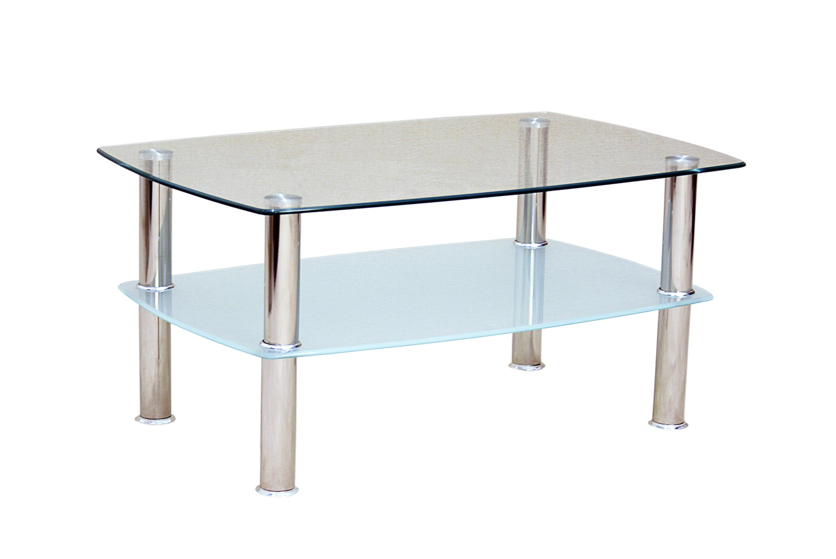 modern glass coffee table designs photo - 6