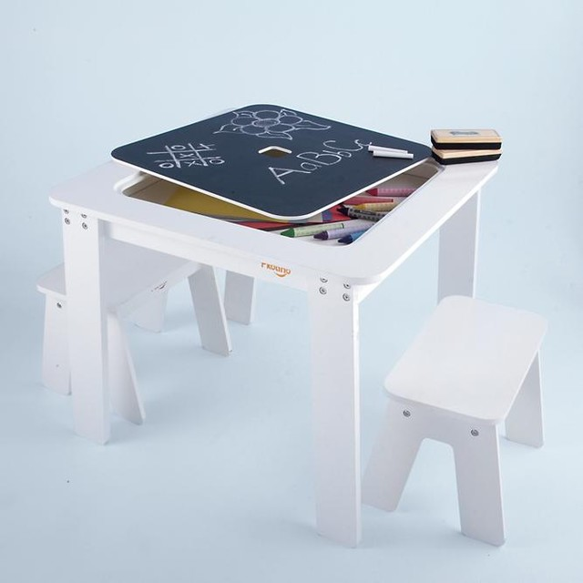 modern kids furniture tables photo - 1