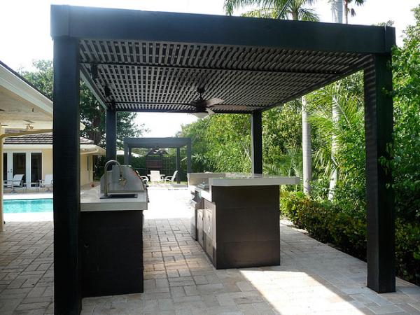 modern outdoor bar designs photo - 7