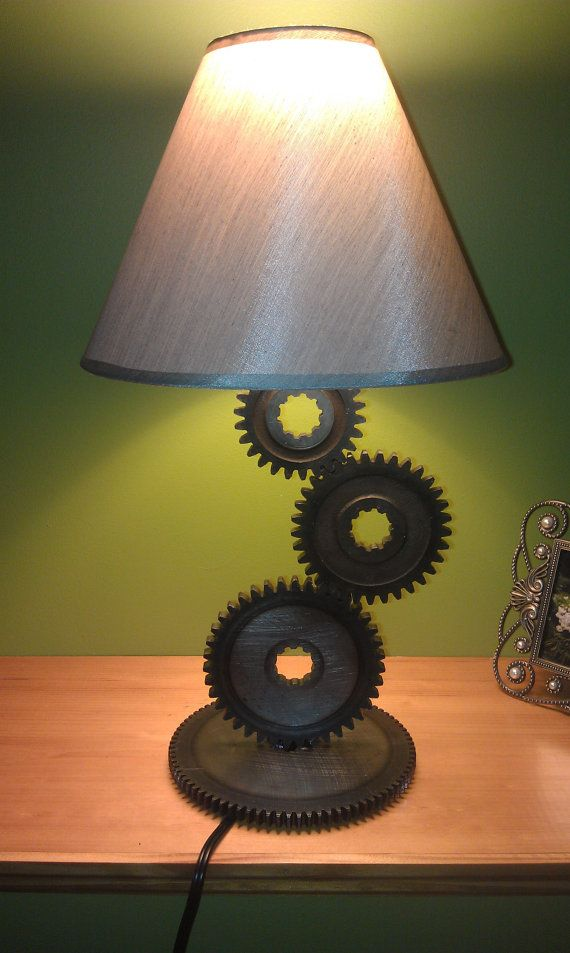 motocross bedroom lamp photo - 6